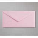 Enveloppes DL Rose pour faire-part