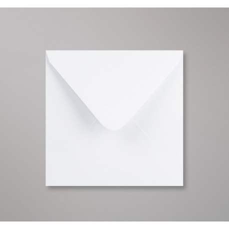 Enveloppes Carrées blanches pour faire-part