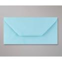 Enveloppes DL bleu pour faire-part