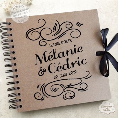 Livres D Or Stylos Mariage Personnalise Mariage Livre D Or