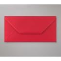 Enveloppes DL rouge pour faire-part