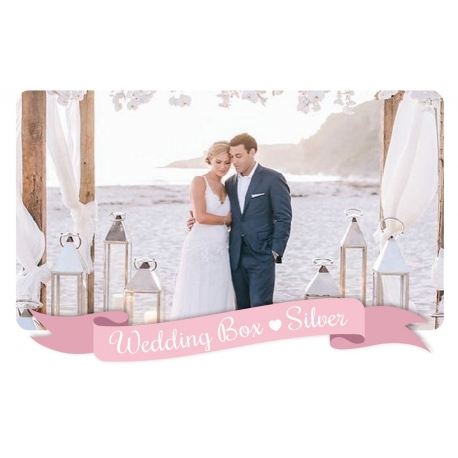 Wedding Box Silver - Kit Revendeur