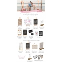 Wedding Box Gold - Kit Revendeur