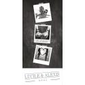 Menu de Mariage - Polaroid Ardoise VERSO