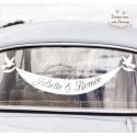 """""""Banderole"""" - Stickers de voiture personnalisé"""