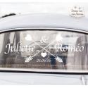 """""""Flèches"""" - Stickers de voiture personnalisé"""