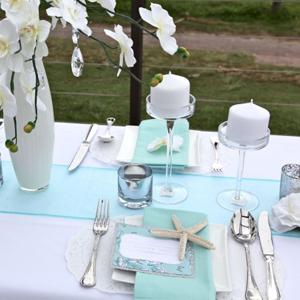 décoration personnalisée mariage